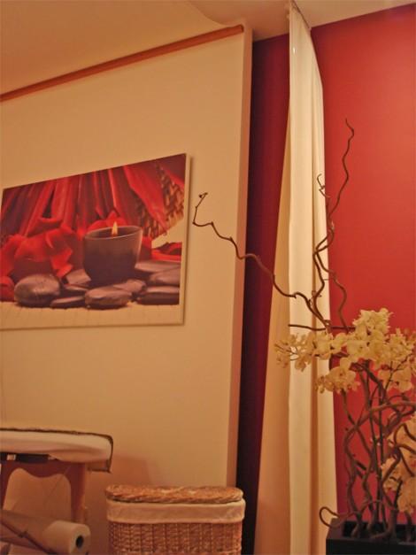 Sala Tailandesa, Japonesa e Tibetana na  Visual Clinic – Leiria