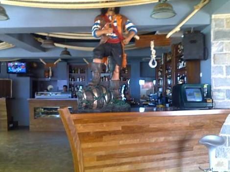 """Bar """" O Lança """" – praia de Melides"""