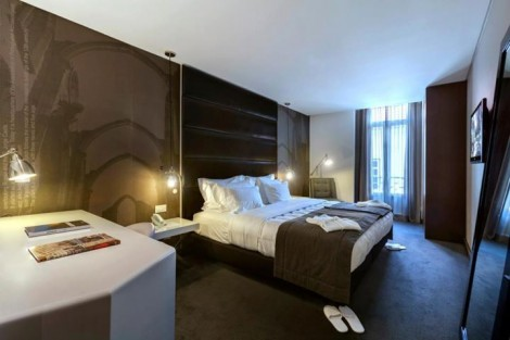 Quarto Standart do Lisboa Carmo Hotel **** – Largo do Carmo, Chiado, Lisboa