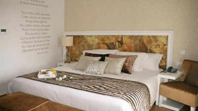 Quarto Ouro do Hotel Villa Aljustrel *** – Aljustrel