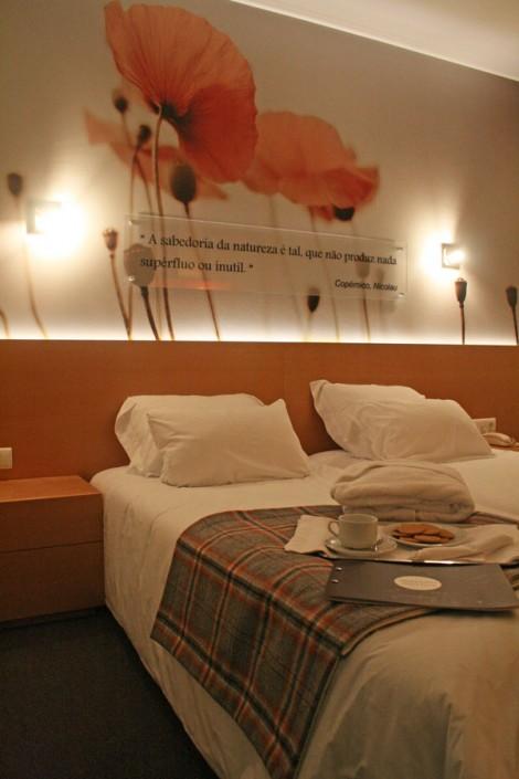 Quarto do Hotel Estrela de Fátima **** – Fátima