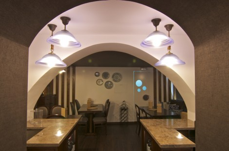 Vintage restaurante & tapas bar – Rua Direita, Óbidos