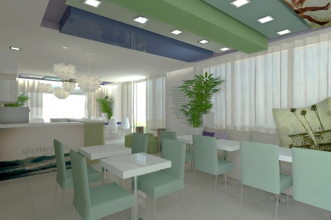 Restaurante do Hotel Pedras Muitas **** – Ferrel, Peniche