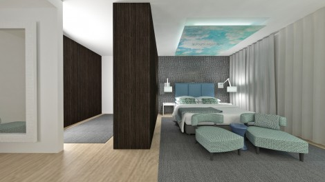 quartos do Hotel Beira Terrace **** – Beira Moçambique