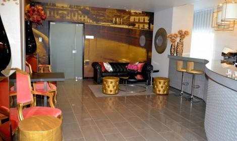 Lobby do Lisotel**** – Regueira de Pontes, Leiria