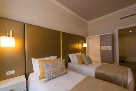 Quartos standart do My Story Hotel Ouro*** – Rua do Ouro, Baixa de Lisboa