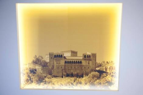 """Quarto Temático """" Castelo de Leiria """" do Lisotel**** – Regueira de Pontes, Leiria"""