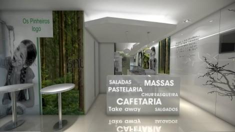 """"""" Os Pinheiros """" Take Away & Cafetaria – Abrantes"""