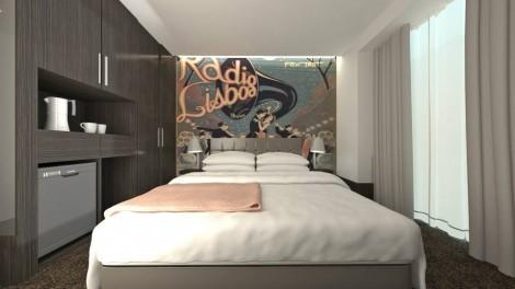 Gold Leaf Hotel**** – Baixa de Lisboa