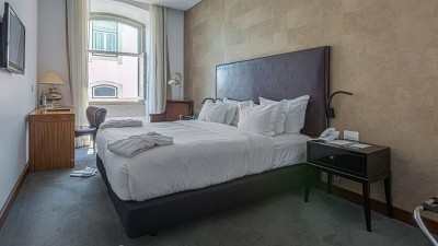 Quarto clássico do Lisboa Carmo Hotel**** – Largo do Carmo, Chiado, Lisboa